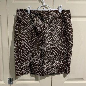 💗3/$25💗 LOFT Skirt Size 12